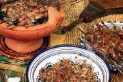 قطبان اللحم على الطريقة المغربية