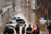 شهادات صادمة لمغاربة من بلجيكا: المياه تهدد حياتنا وليلة سوداء تنتظرنا