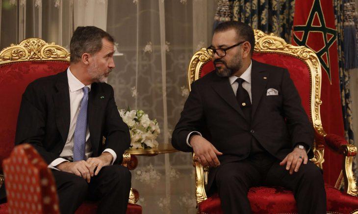 في رسالة للملك.. العاهل الإسباني يصف الشعب المغربي بـ