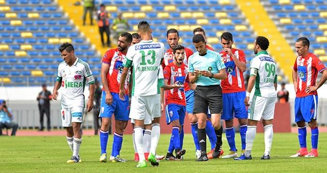 مباراة اليوم.. الرجاء يواجه المغرب التطواني
