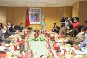 رئاسة النيابة العامة تستقبل منسقة وكالة مكافحة الاتجار بالبشر بالكونغو الديمقراطية