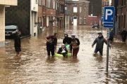 مغاربة بـ''لييج'' لمشاهد24: تطوقنا المياه وتأخر الإنقاذ ضاعف الخطر