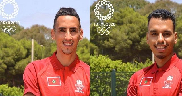 أولمبياد طوكيو 2020.. الكص وأسامة يتأهلان إلى نصف نهاية 800م