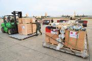 وصول 4 طائرات محملة بمساعدات طبية مغربية إلى تونس
