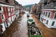 جمع تبرعات لمتضرري فيضانات أوروبا.. ومغاربة: نحتاج دعما نفسيا لا مال