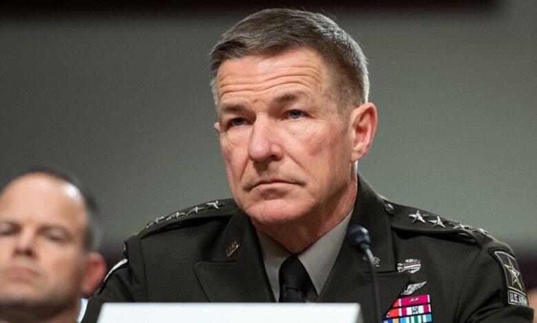 قائد الجيش الأمريكي يحل بالرباط