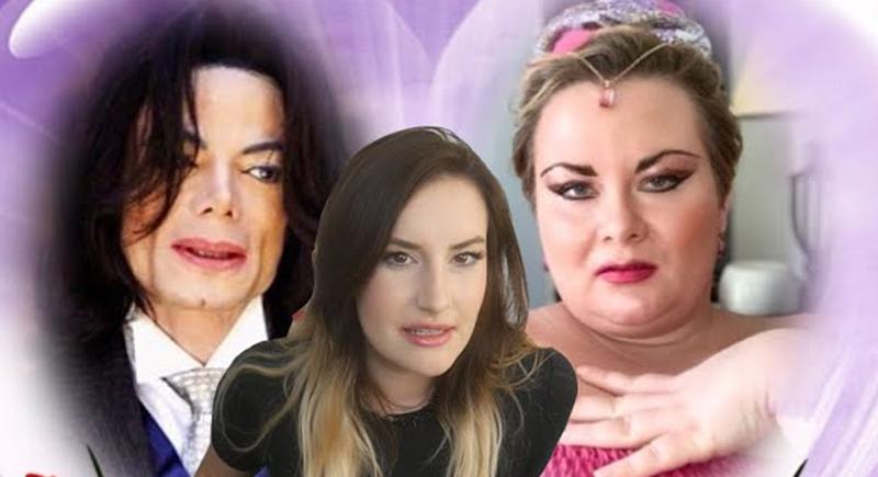 أمريكية تزعم زواجها من شبح مايكل جاكسون: يستخدم جسدي للرقص والغناء