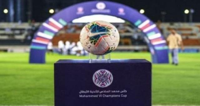 نهائي كأس محمد السادس بين الرجاء والاتحاد السعودي بدون جمهور