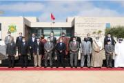 المغرب يستعرض تجربته في محاربة الإرهاب والجريمة المنظمة أمام عدة سفراء