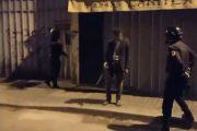 مختل يذبح قطة بالبيضاء والشرطة تتدخل (صور)