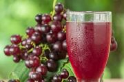 فوائد عصير العنب وطريقة تحضيره