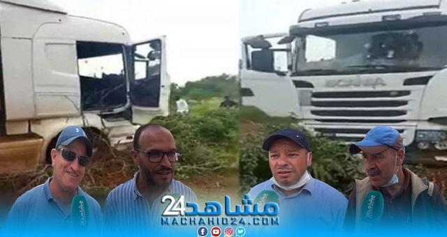 بالفيديو.. مغاربة يعلقون على مقتل سائقين في مالي: