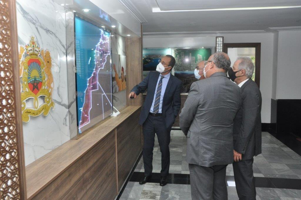 شركتان مغربيتان تفوزان بصفقة بناء الميناء الجديد