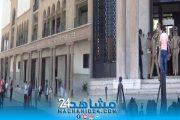 بالفيديو.. بطريقة حضرية..صحافيون يحتجون على منعهم من ولوج مقر ولاية جهة الدار البيضاء