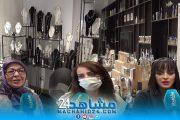 بالفيديو.. بحضور اليوتيوبرز سناء chic shop..