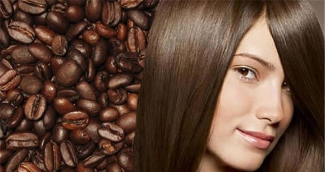 ماسك القهوة للشعر الجاف