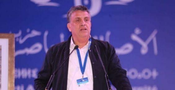في عز الحملة الانتخابية..