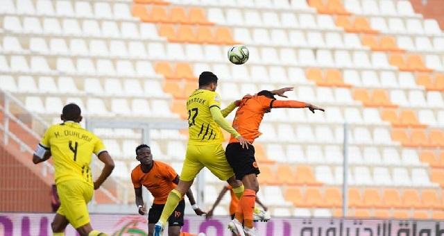 التعادل السلبي ينهي مباراة المغرب الفاسي ونهضة بركان