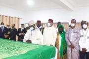 إقامة مراسم إغلاق ثوابيت جثماني السائقين المغربيين الذين قتلا بمالي