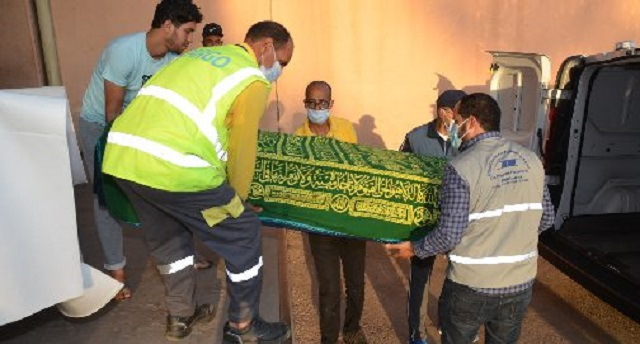 قتلا في مالي.. وصول جثماني السائقين المغربيين إلى أكادير