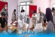 بالفيديو.. مشاهد 24 ترصد أجواء مراكز الاقتراع بسلا
