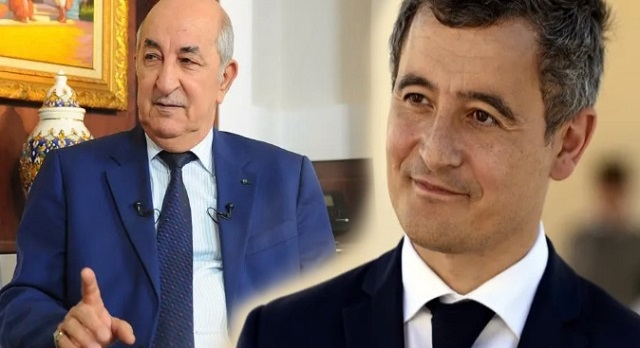 في تراشقات كلامية.. وزير الداخلية الفرنسي يكذب تبون بشأن طرد جزائريين
