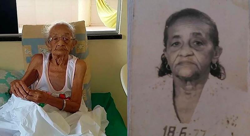 وفاة فرانسيسكا سيلسا دوس سانتوس أكبر معمرة في البرازيل عن عمر 116 عاما