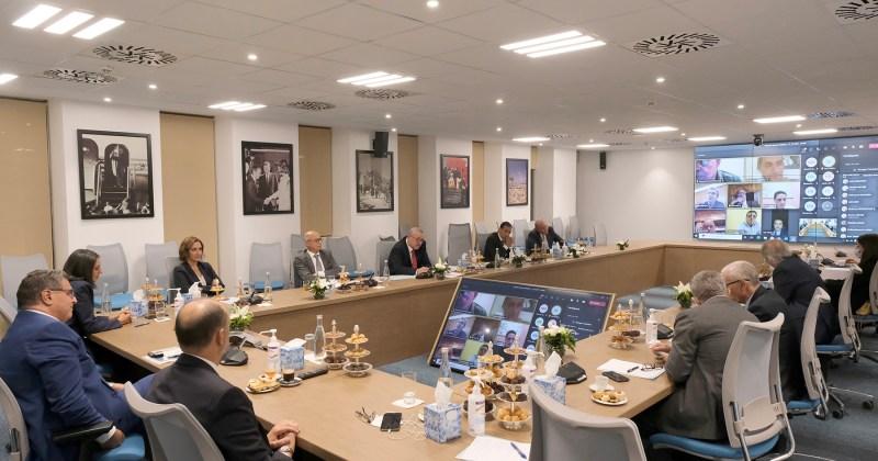 بالصور.. 4 وزراء يلتحقون رسميا بالمكتب السياسي لحزب