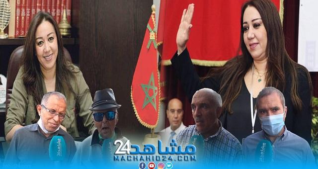 بالفيديو.. مواطنون لنبيلة الرميلي: