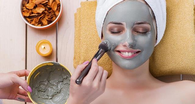 ماسك طبيعي لعلاج البهك البكتيري