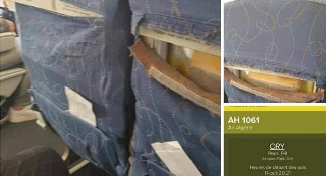 فضيحة جديدة.. الجوية الجزائرية تعجز عن توفير طائرات تحفظ كرامة المسافرين