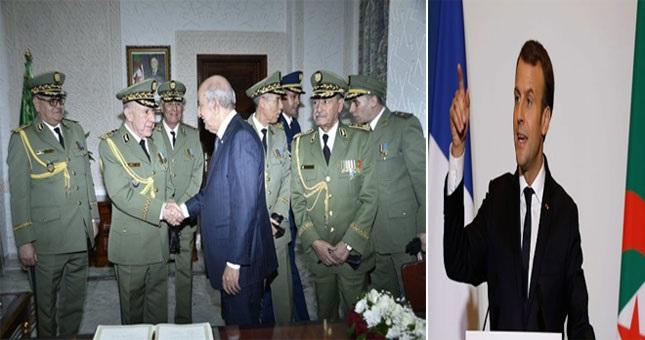 بعد المغرب.. النظام الجزائري ينفث سمومه ضد فرنسا