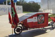 رحلة ''المسيرة الخضراء'' تتواصل.. وتعاون مغاربة وأجانب يهون مصاعب الطريق