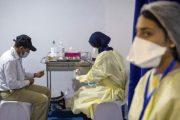 أزيد من 343 ألف شخص تلقوا الجرعة الثالثة من اللقاح بالمغرب